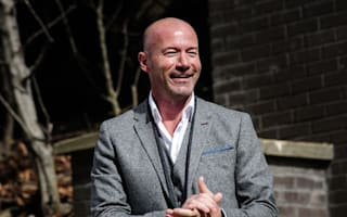 Alan Shearer to receive CBE from Prince William at Buckingham Palace