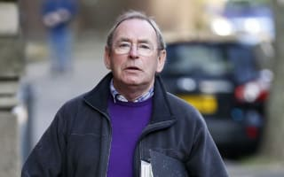 Former TV weatherman Fred Talbot being sentenced over sex offences