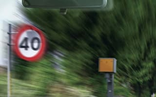 Speed cameras 'are dangerous because drivers slam on their brakes'