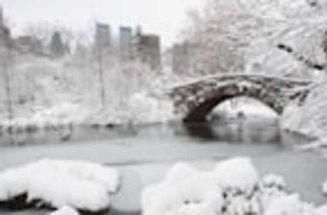 Beautiful Places That Look Magical in Snow
