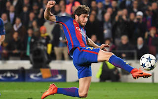 I threw everything at winner - Roberto revels in Barcelona heroics
