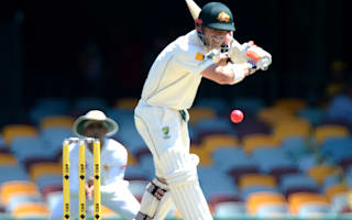 Warner confident despite dip in form