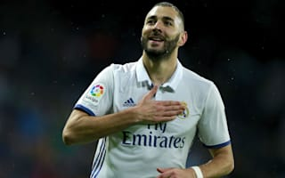 Benzema resumes Real Madrid training