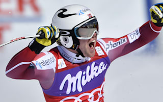 Kilde claims super-G crown as Feuz wins again