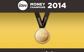 Win an iPad Mini with the Money Champions 2014