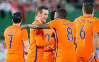 Austria 0 Netherlands 2: Janssen and Wijnaldum silence vociferous Vienna crowd