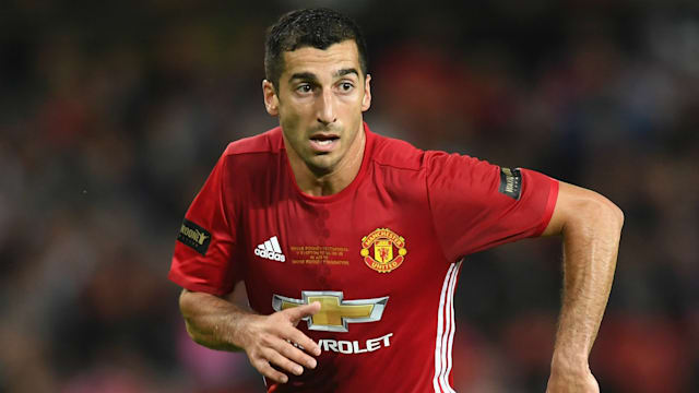 Mourinho not giving up on Man Utd outcast Mkhitaryan
