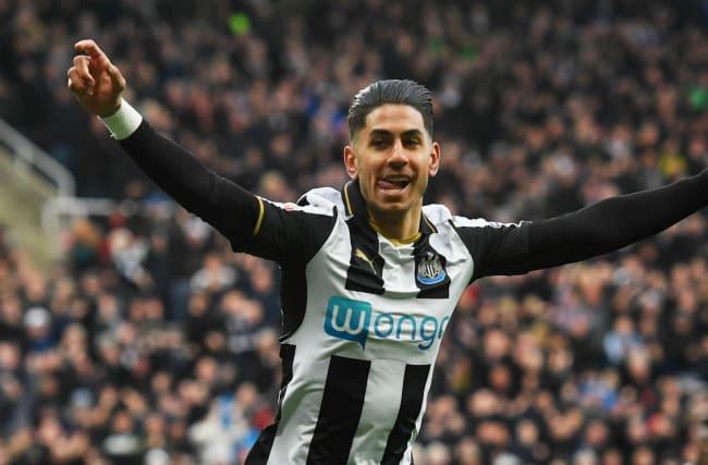 Newcastle United 4 Preston North End 1: Perez at the double as Benitez's men seal Premier League return