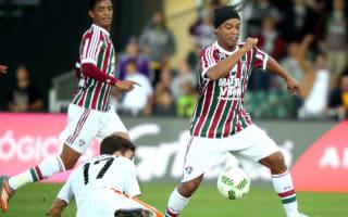 Ronaldinho rules out retirement