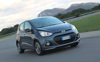 First drive: Hyundai i10
