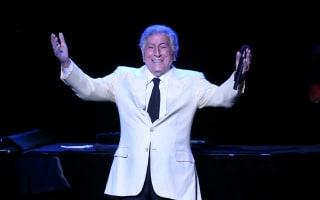 Tony Bennett honoured for his 90th birthday