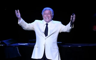 Tony Bennett honoured for his 90th birthday