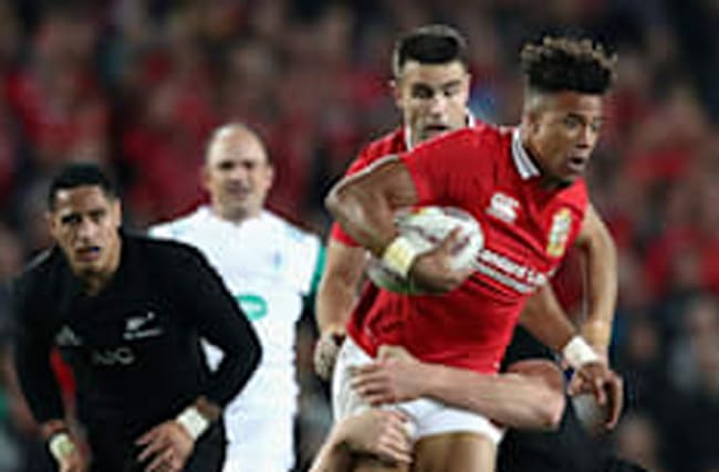 New Zealand beat British and Irish Lions in first Test
