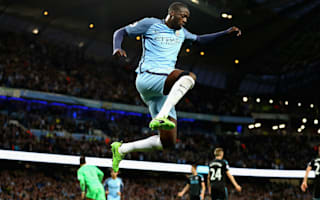 Toure is a machine, says Sterling