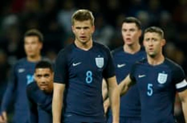 Southgate suffers first defeat in charge of England