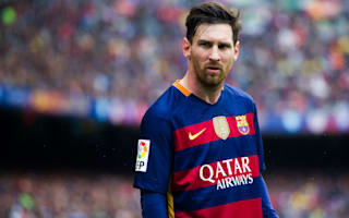 Luis Enrique: I'm not worried about Messi