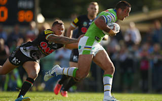 Vaughan signs with Dragons