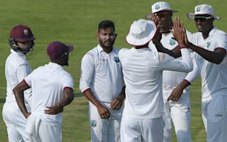 Windies start and finish well on opening day in Sharjah