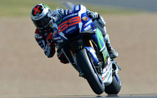 Lorenzo fastest in Le Mans second practice