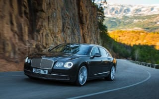 Prince William takes delivery of £250k bullet-proof Bentley