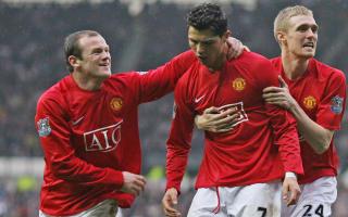 Fletcher: Rooney was as good as Ronaldo