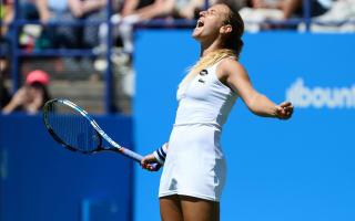 Cibulkova seals first grass-court title in Eastbourne