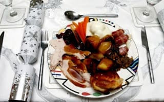 Over-50s foot the Christmas dinner bill
