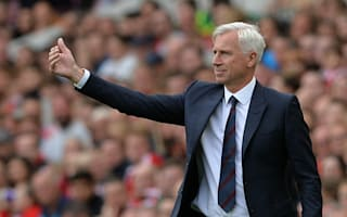 Pardew: Why would I leave Palace for England?