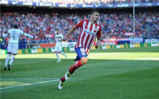 Atletico Madrid 1 Malaga 0: Correa keeps title push on track