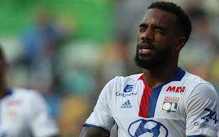 Lyon sweating on fitness of in-demand striker Lacazette