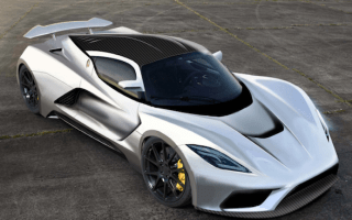 Hennessey returns with outrageous new supercar