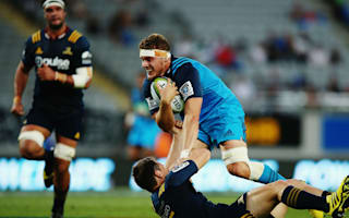 Gibson blow for Blues