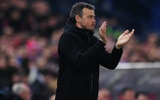 Mixed feelings for Luis Enrique after Barca win
