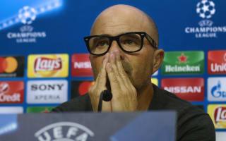 Sampaoli noncommittal on Sevilla future despite contract offer