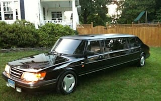 At last - a cool stretch limo