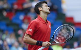 Bautista Agut stuns disgruntled Djokovic in Shanghai