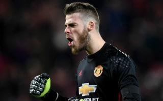 Mourinho: United need De Gea and Romero to stay