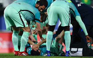 Busquets injury less severe than feared - Luis Enrique