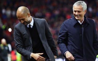 Mourinho is better than Guardiola, says Karanka