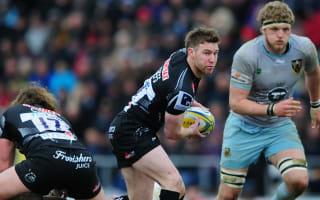 Exeter go top as Saracens stumble
