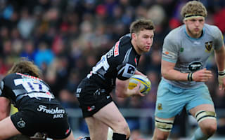 Exeter go top as Saracens stumble