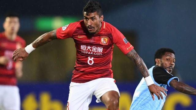 Paulinho gives Guangzhou 1-0 win over Kashima