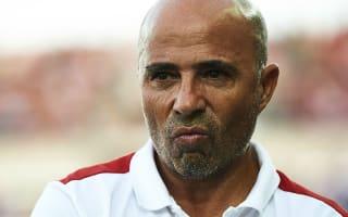 Sampaoli urges Sevilla to take game to Barca