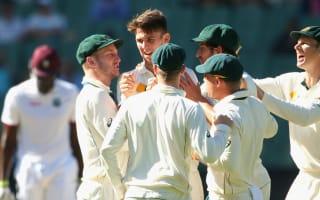 Lyon, Marsh lead Australia to series win over West Indies