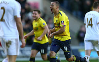 Roofe hoping to emulate late-bloomer Vardy