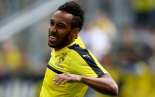 Aubameyang: I will only leave Dortmund for Real Madrid