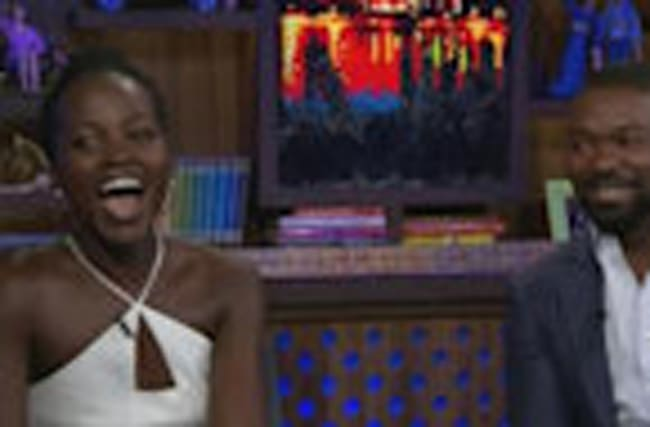 Watch Lupita Nyong'o and David Oyelowo Hilariously Nail Impressions of 'The Real Housewives'