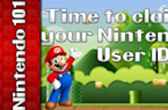 How to claim your custom Nintendo ID