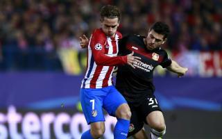 Atletico Madrid 0 Bayer Leverkusen 0 (4-2 agg): Simeone's side cruise into quarter-finals