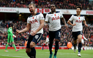 Arsenal versus Spurs tops the scoring charts, Kane draws level with Bale - the north London derby in Opta numbers